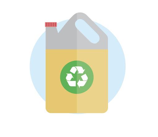 Reuse oils